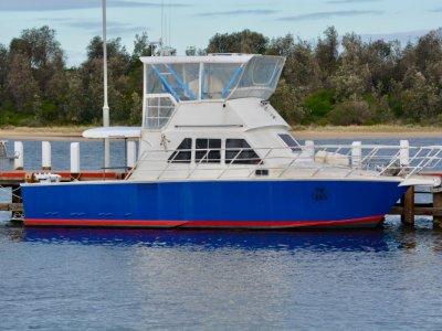 Aluminium 38' Cruiser