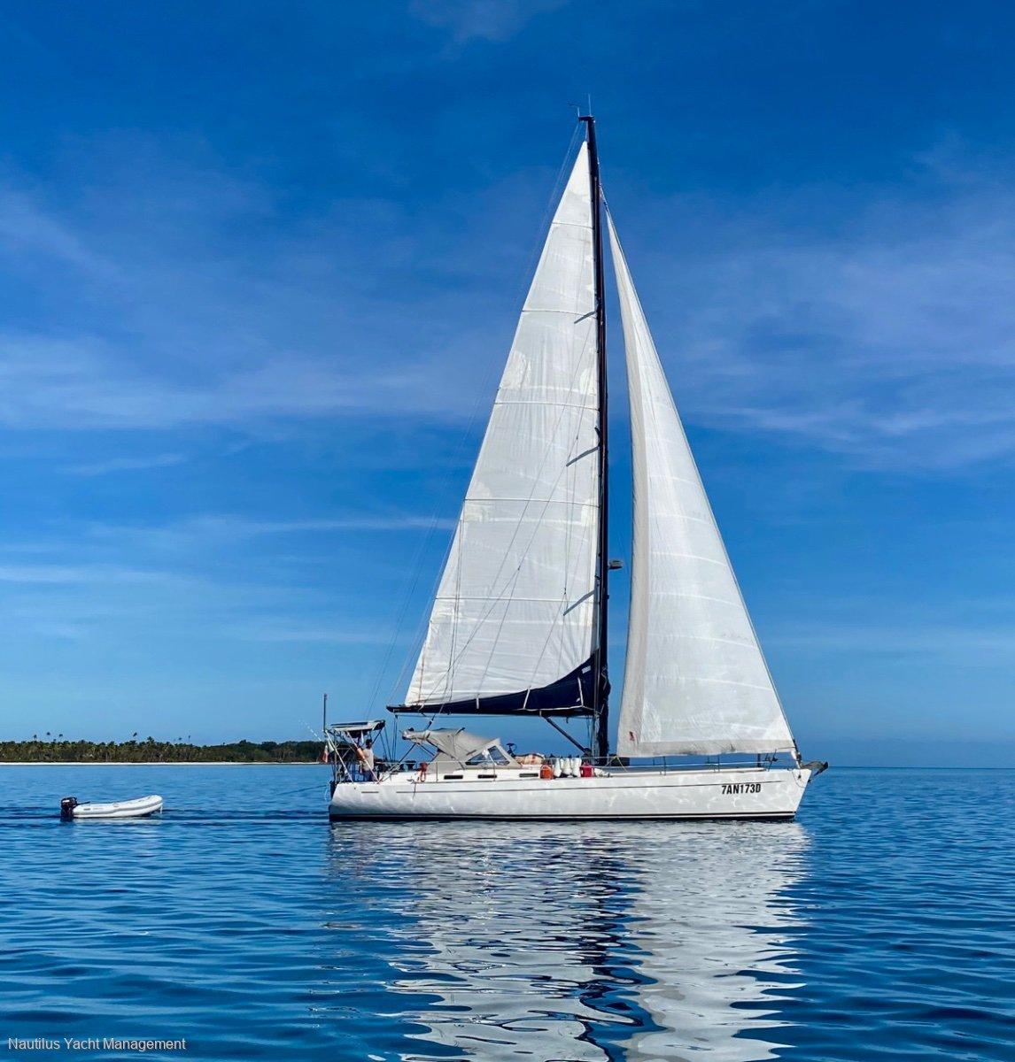 53' Finot Design World Cruiser