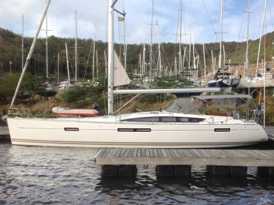 Jeanneau 53 - Owners Version well optioned Bluewater cruiser