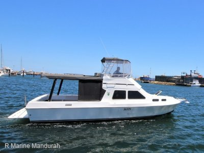 Ranger 35 *** THE HARDWORK IS DONE *** $79,000 ***