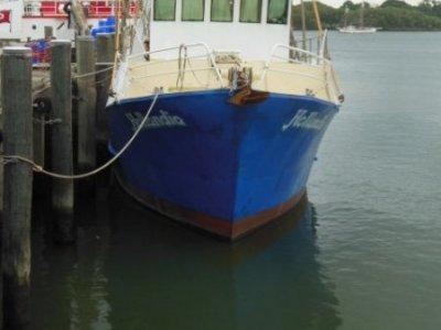 TS442 East Coast Trawler Package 18.03m