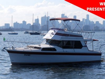 Fairway 36 Flybridge Cruiser - WELL PRESENTED