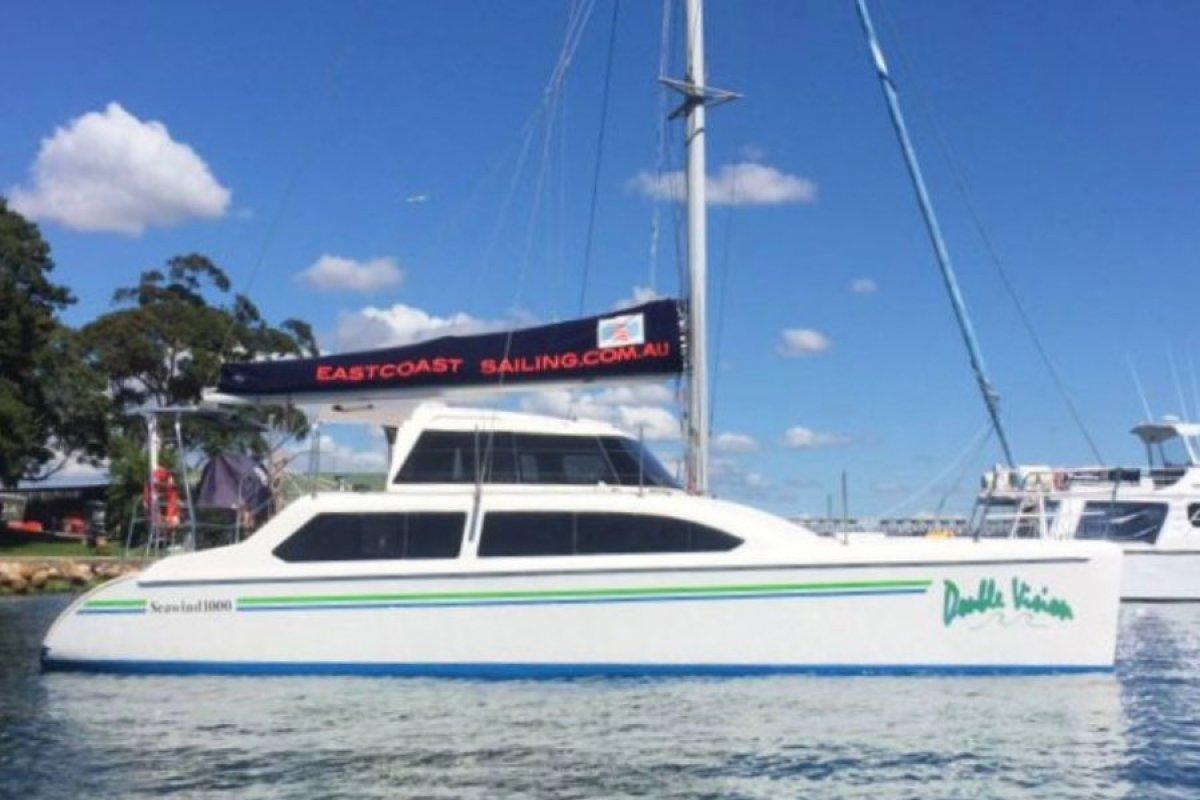 Seawind 1000 in survey