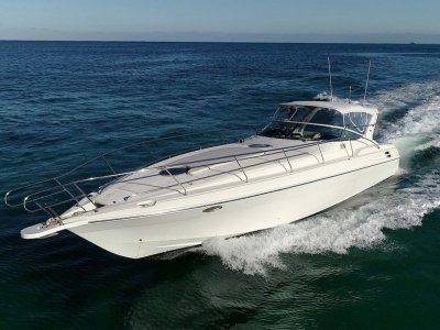 Wellcraft 45 Excalibur *** Yanmar diesel engines ***