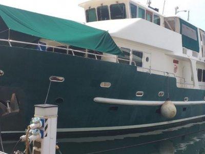Kims Yacht Company Ltd Trawler Motor Yacht