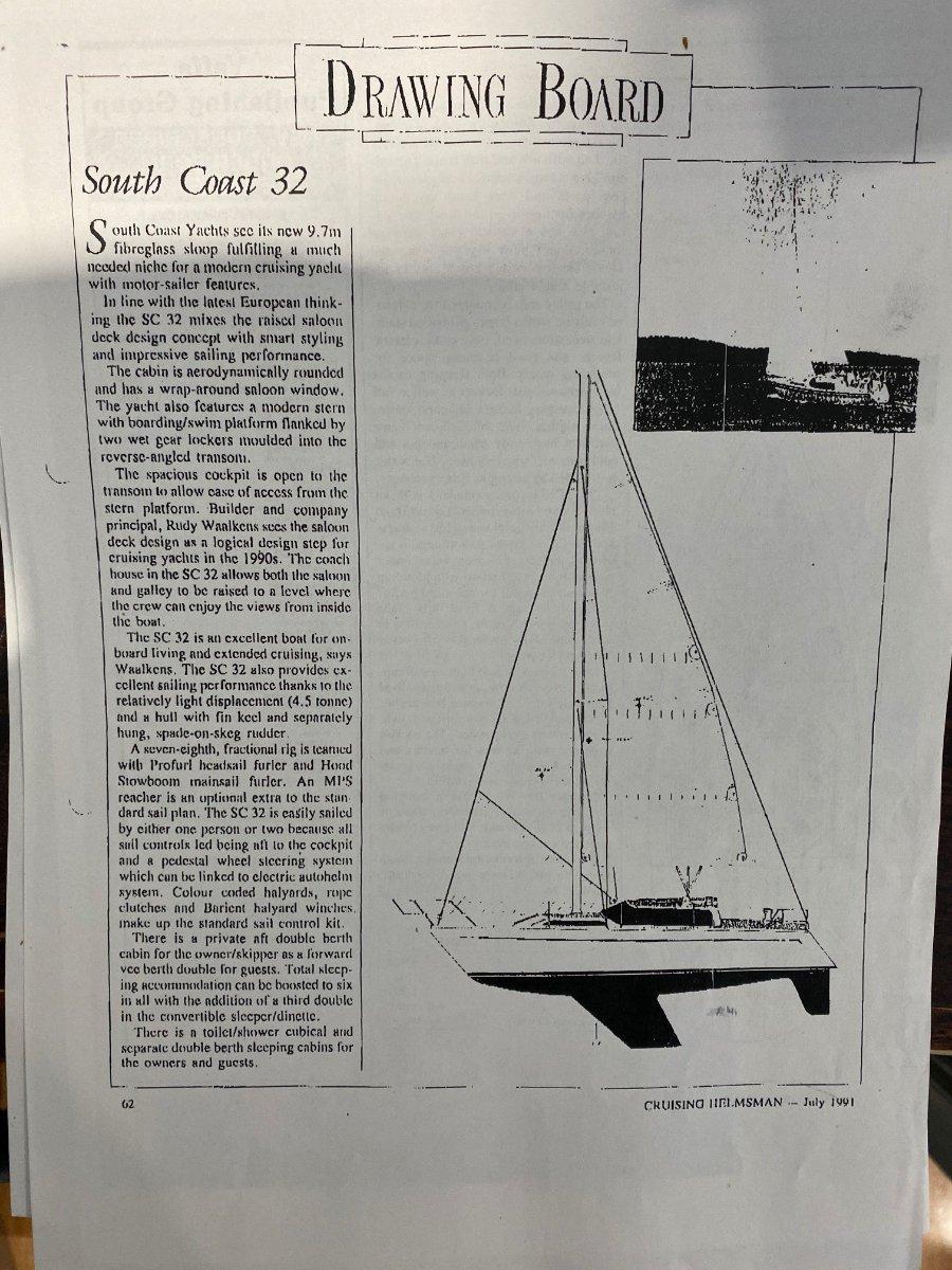 South Coast 32