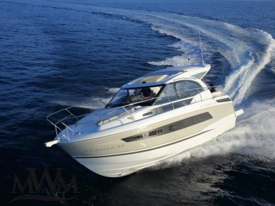 Jeanneau Leader 33 | The NSW Jeanneau Dealership - MWMarine