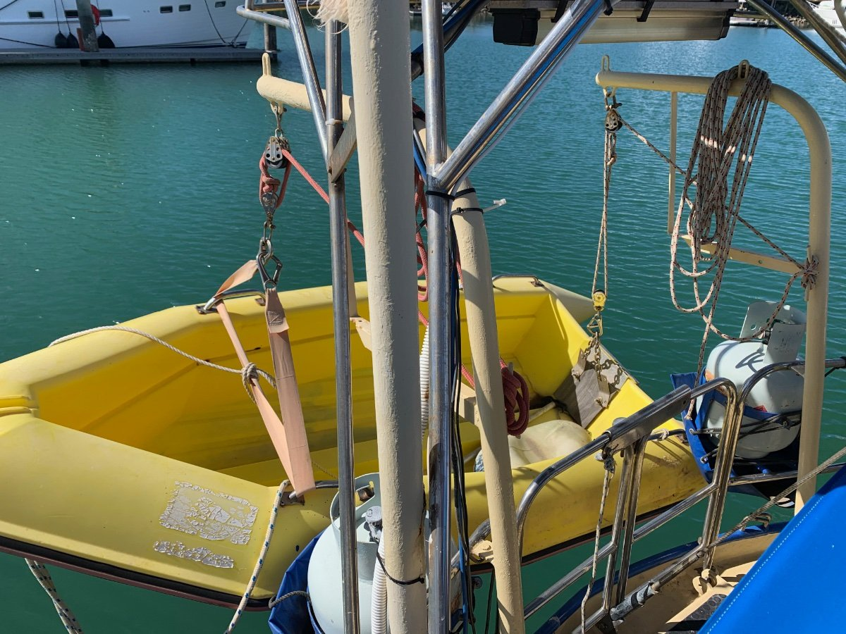 Roberts 44 Offshore Cutter Rigged Steel Sloop