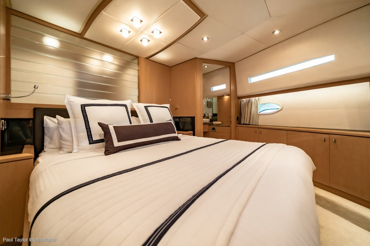 Royal Denship 85' Flybridge- Now Priced to Sell!