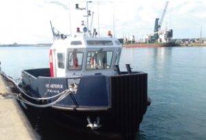 Twin Screw 12m Harbour Tug