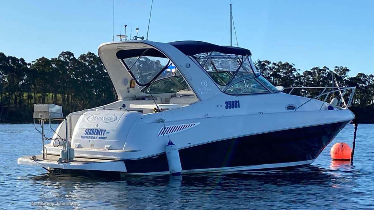 "Riviera M290 Sport Cruiser ""Searenity"""