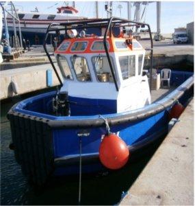 8.7m Harbour Tug