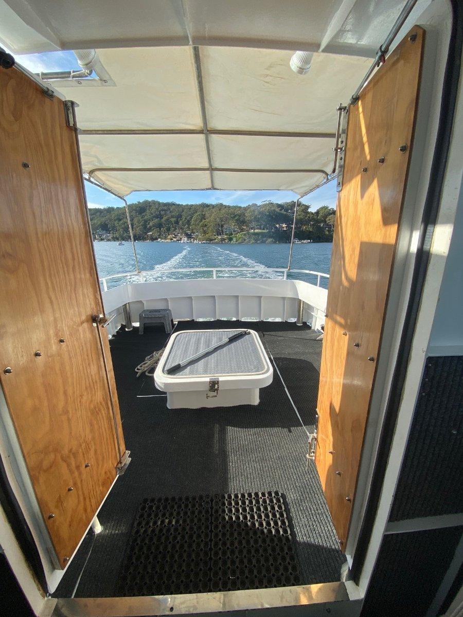 Boden Flybridge Cruiser Boden Eden