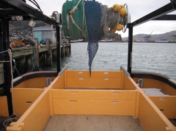 Stark Bros 13.3m High Quality Wooden Fishing Trawler