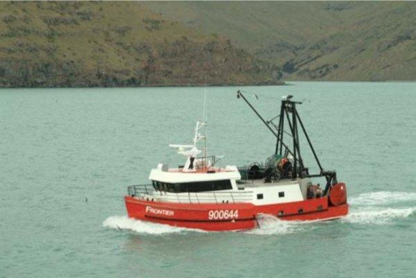 Stark Bros 19m Hi-Tech Steel Fishing Trawler