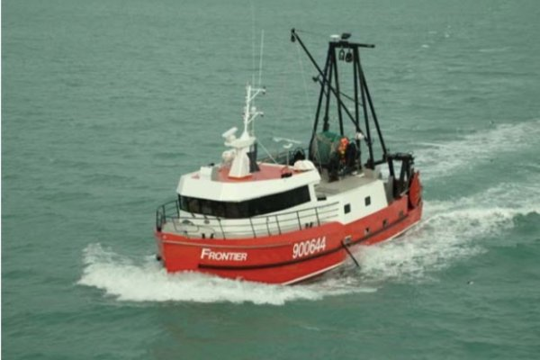 Stark Bros 19m Hi-Tech Steel Fishing Trawler