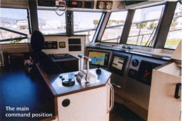 Stark Bros 17m Successful Steel Fishing Trawler 2016 model