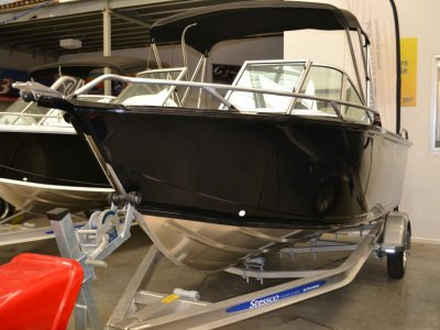 Stessco Breezaway 460 Packages with 60HP Yamaha available from $29250.00