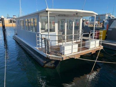Custom Charter Vessel 11.5M House Boat For Charter