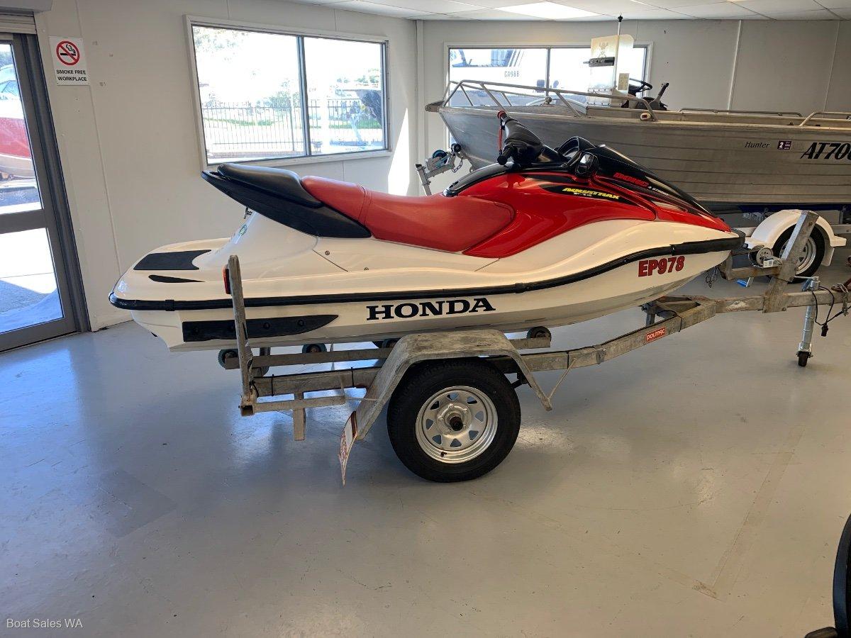 Honda Aquatrax F-12x 2004 model 161Hrs