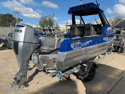Stabicraft 1850 Supercab READY FOR IMMEDIATE DELIVERY