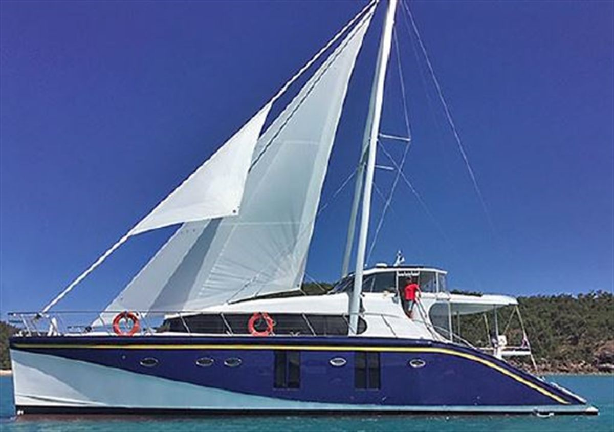Crusader 60 Catamaran