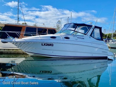 Mustang 2800 SportsCruiser Series II- Click for more info...