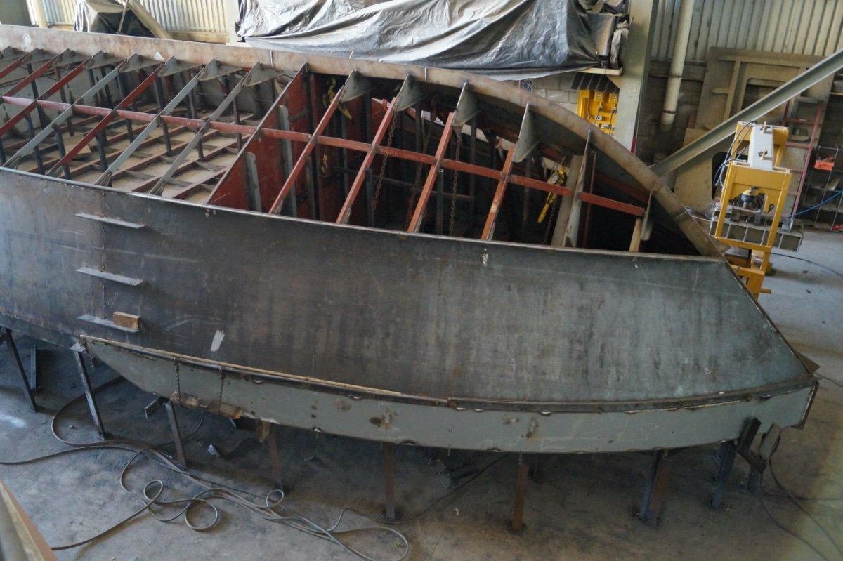 NEW BUILD - 15m Multipurpose Vessel