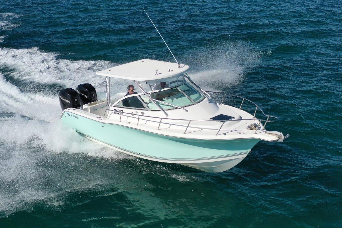 Sea Pro 270 WA Express