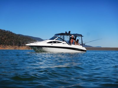 Whittley CR 2080 100% fitted out and ready to go! Cruising, fishing