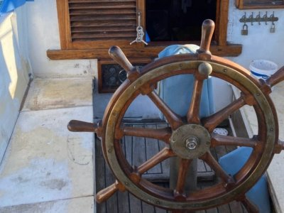 Blythe Spirit Classic Yacht Diesel Australian Sailing History for Sale !