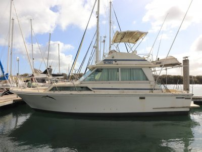 Mariner 34 Flybridge