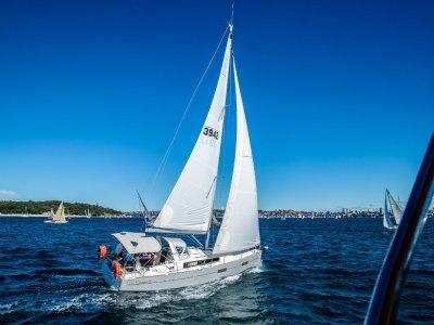 Beneteau Oceanis 38 1/2 shares 2014