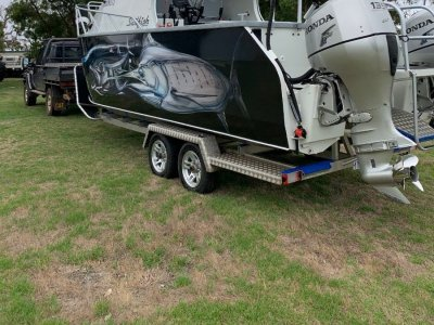 Sailfish 7000 Commercial Sailfish 7000
