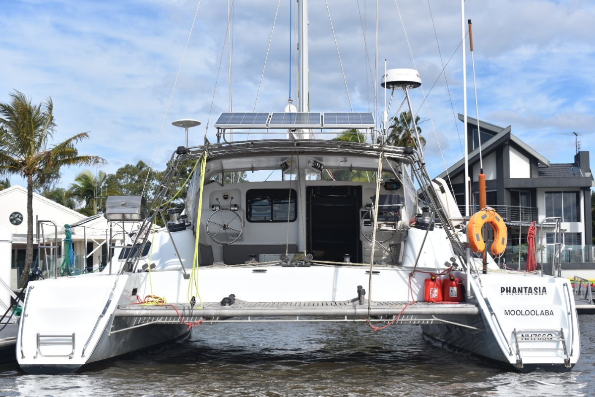 Crowther 50 - One Owner 3 cabin version