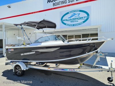 Quintrex 520 Cruiseabout Bowrider
