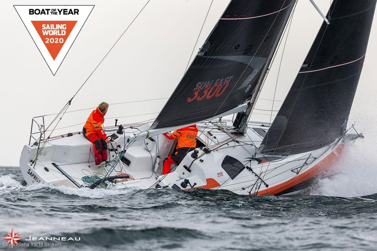 Jeanneau Sun Fast 3300