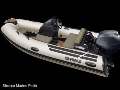 Brig Eagle 350 Rigid Inflatable Tender (RIB)