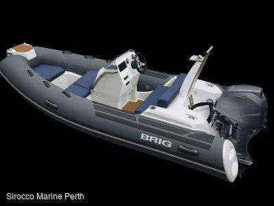 Brig Eagle 4 Rigid Inflatable Tender (RIB)