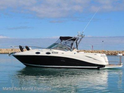 Sea Ray 270 Amberjack (Brand New Mercruiser)