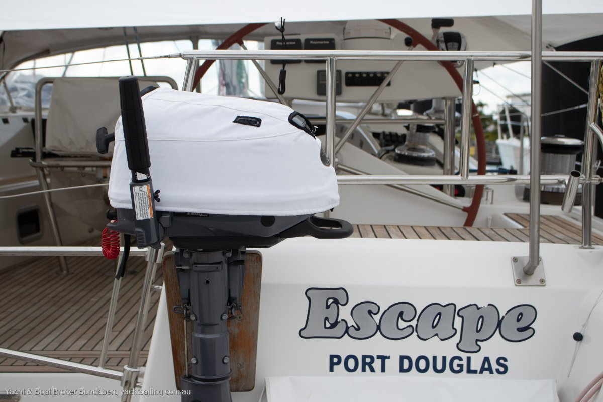 Beneteau Oceanis 58 Escape to the Whitsundays
