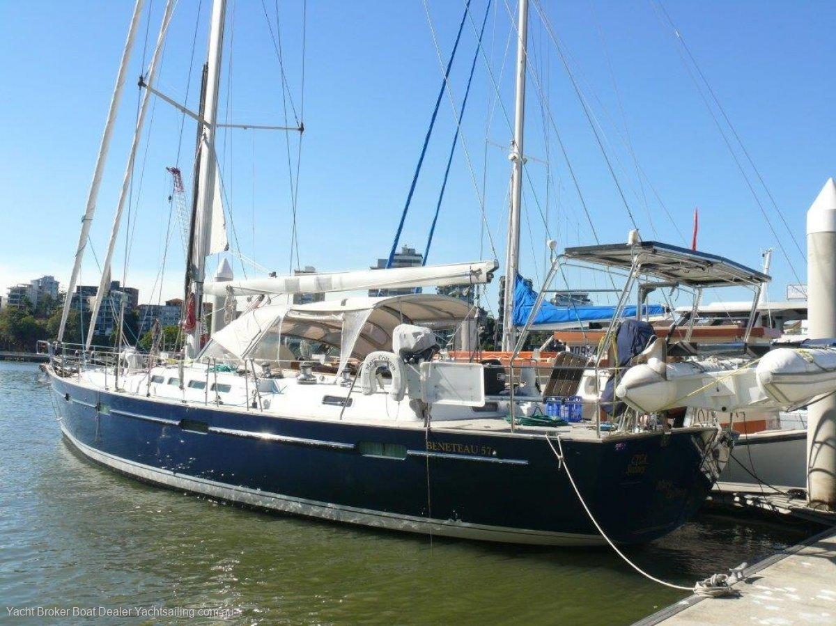 Beneteau 57 Powerfull 57-foot passagemaker