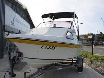 CruiseCraft Colt 1500 Great inshore fishing platform