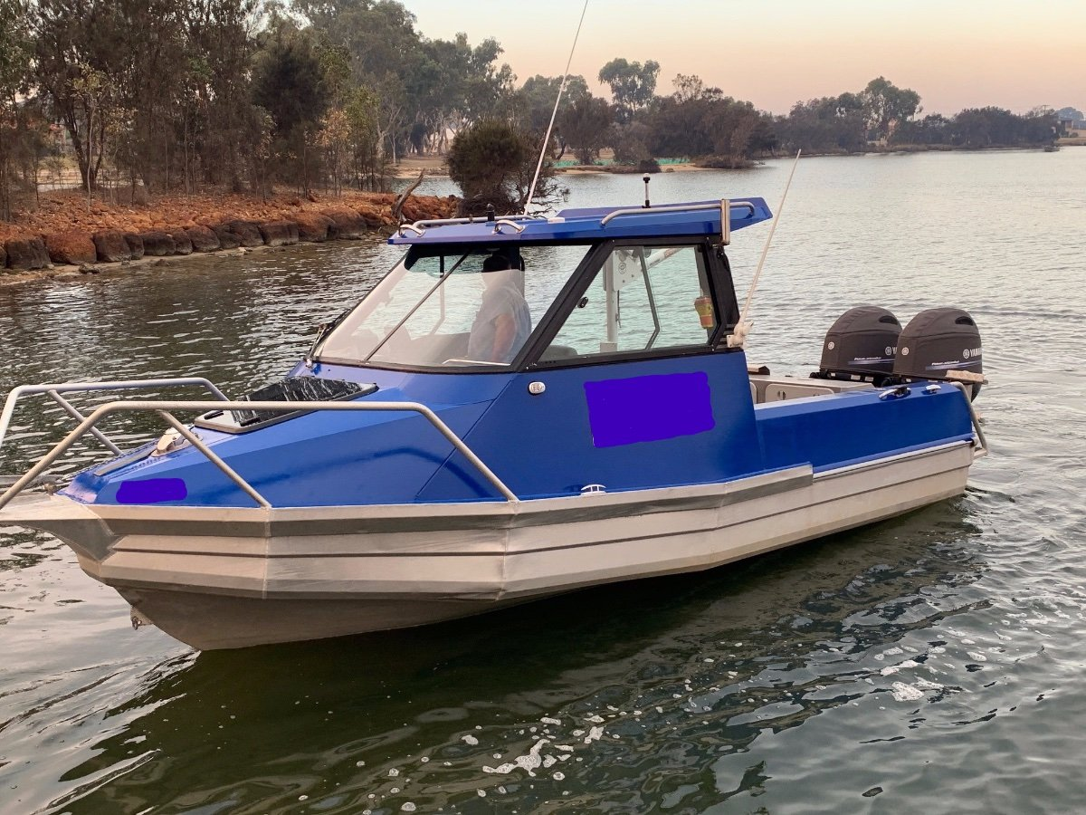 Stabicraft 2050 Supercab in AMSA Survey