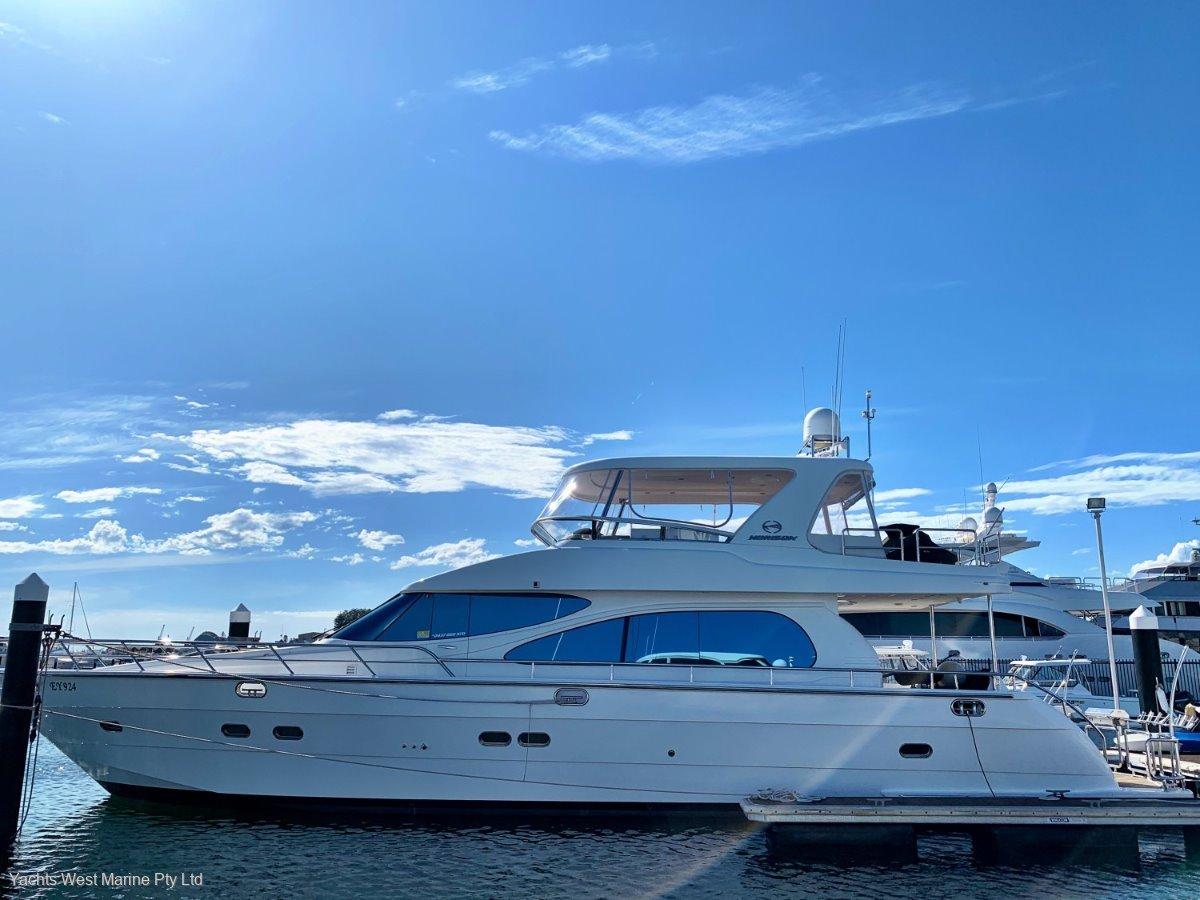 Horizon Yacht VISON 62:HORIZON V62 by YACHTS WEST MARINE 9335 7788