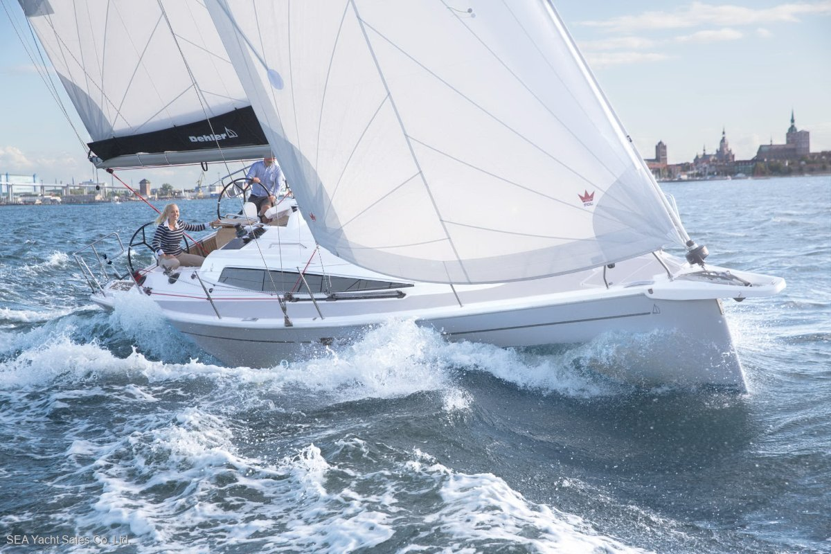 Dehler 34 Dehler 34 - Many Options - Save over Euro 12,000