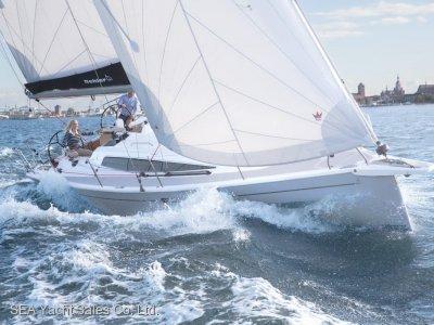 Dehler 34 Dehler 34 - Many Options - Save over Euro 12,000