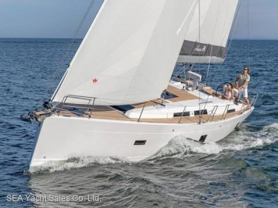 Hanse 458 Loaded with Extras - Save Euro 21,500+
