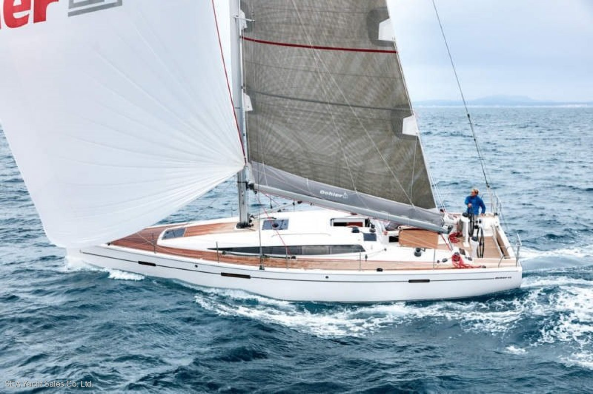 Dehler 42 Well Equipped and Save Euro 36,900