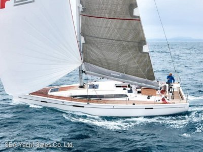 Dehler 42 Well Equipped - Save Euro 16,700+